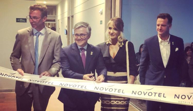 Novotel llegó a Medellín