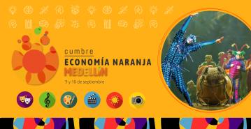 Cumbre de Economía Naranja - Medellín