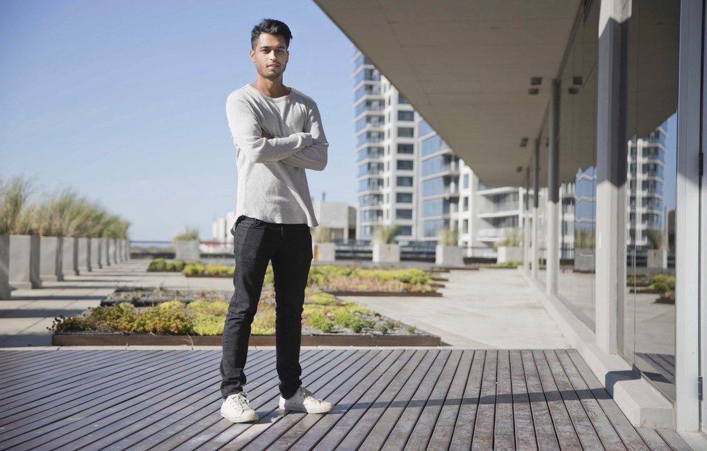 Fahad Siddiqui el creador del modelo co-living visitó Medellín