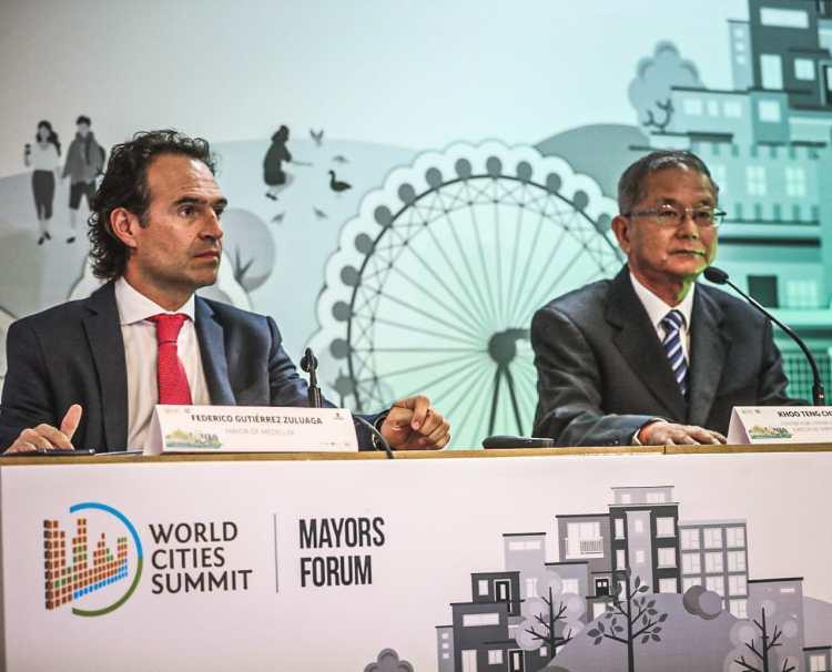 Cumbre Mundial de Ciudades