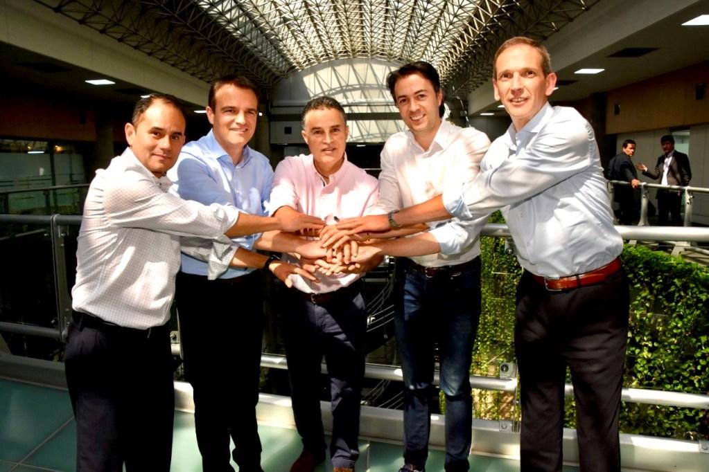 LafargeHolcim, la cementera más grande del mundo ha creado un centro de soporte tecnológico en Medellín para unir todas sus operaciones en el continente