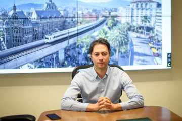 El alcalde Daniel Quintero expuso la estrategia de empleo inclusivo ante 96 mandatarios del mundo