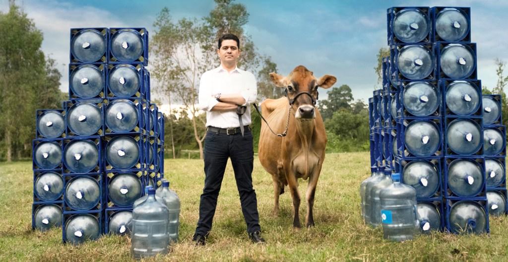 Con ganadería de precisión la Gobernación de Antioquia busca salvar el medio ambiente