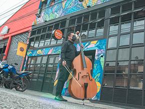 Sector creativo en Medellín