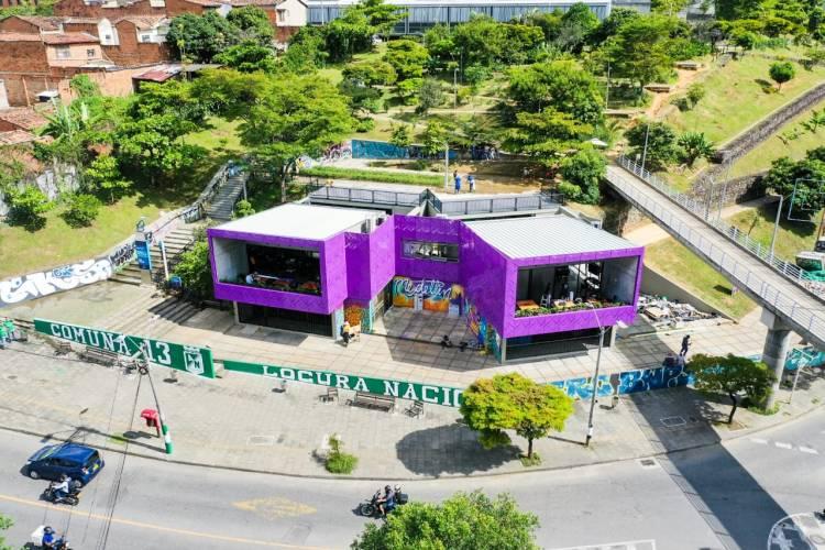 El primer Centro del Valle del Software (CVS) de Medellín abre sus puertas a la comunidad