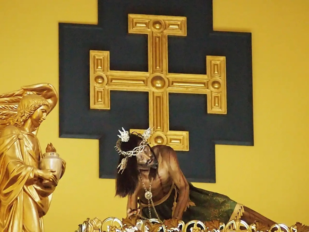 Señor de Monserrate. Foto: Flickr de Juan Carlos Pachón.