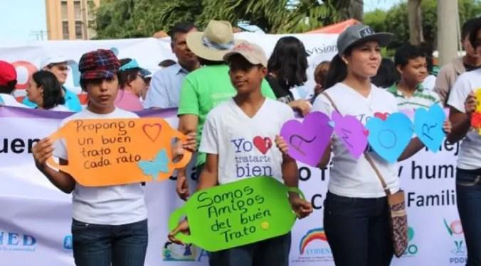 Caminata Huellas por la Ternura Venezuela 2019 - Créditos: Huellas por la Ternura
