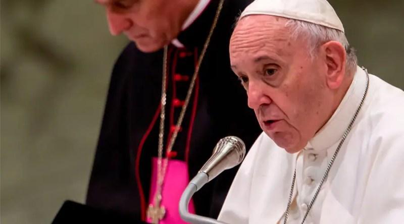 El Papa Francisco. Foto: Daniel Ibáñez / ACI Prensa