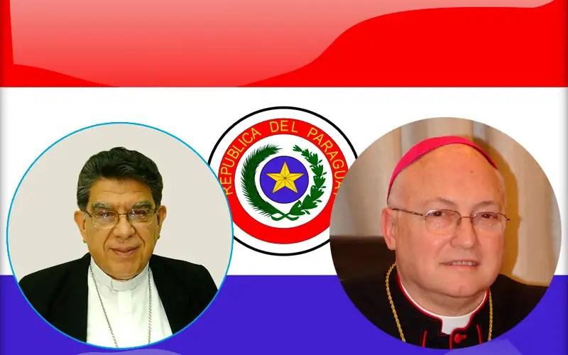 Obispos de Paraguay - Fuente: Aciprensa.Com