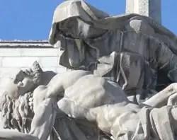 Monje relata proceso de cierre del Valle de los Caídos