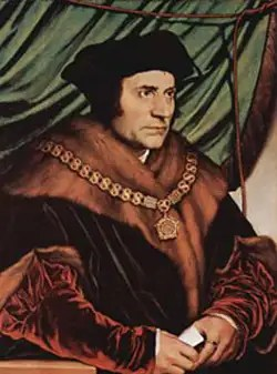 SANTO TOMAS MORO, Mártir († 1535)