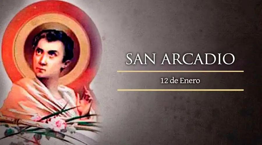 Resultado de imagen para San Arcadio