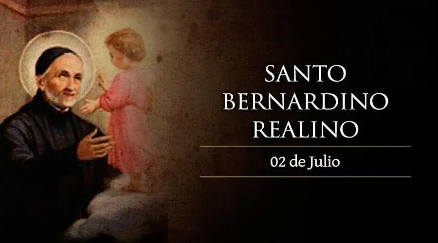 Resultado de imagen para San Bernardino Realino