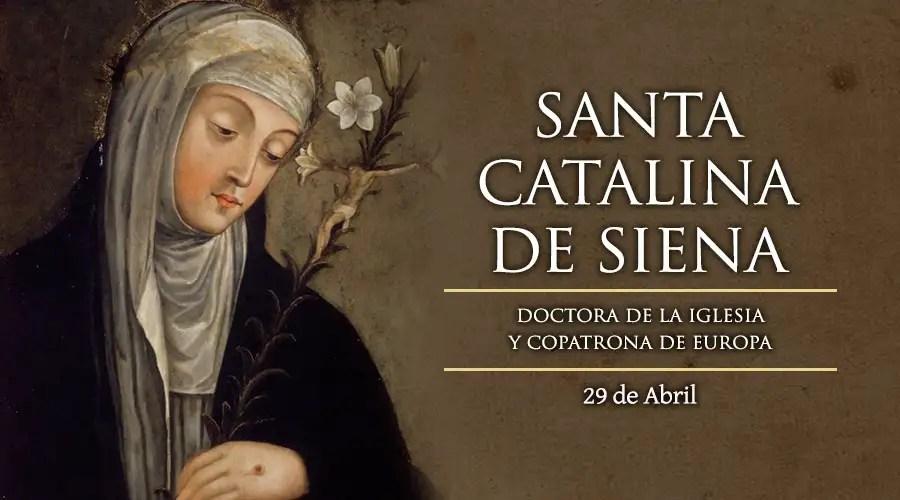 Resultado de imagen para Santa Catalina de Siena