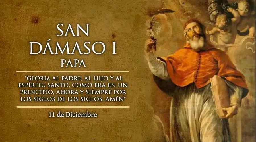 Resultado de imagen para San Dámaso I, Papa