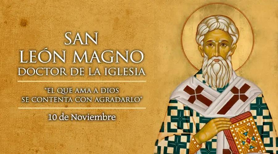 Resultado de imagen para San León Magno