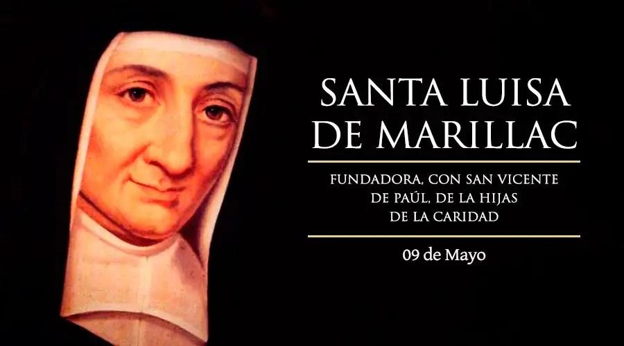 Resultado de imagen para Santa Luisa de Marillac