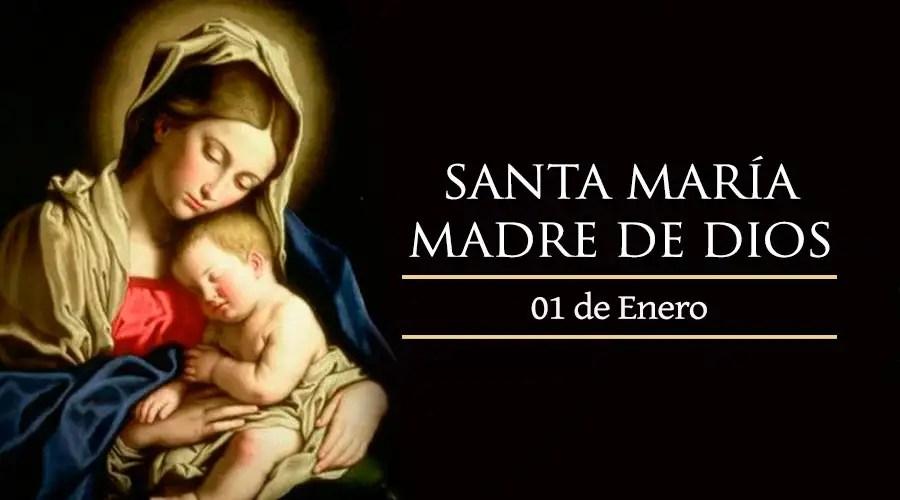 Resultado de imagen para 1° de Enero Santa María