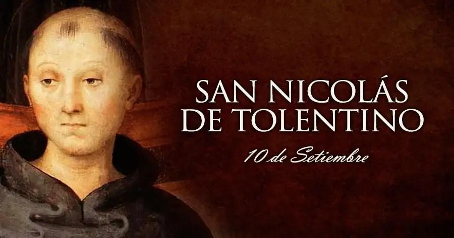 Resultado de imagen de Nicolás de Tolentino
