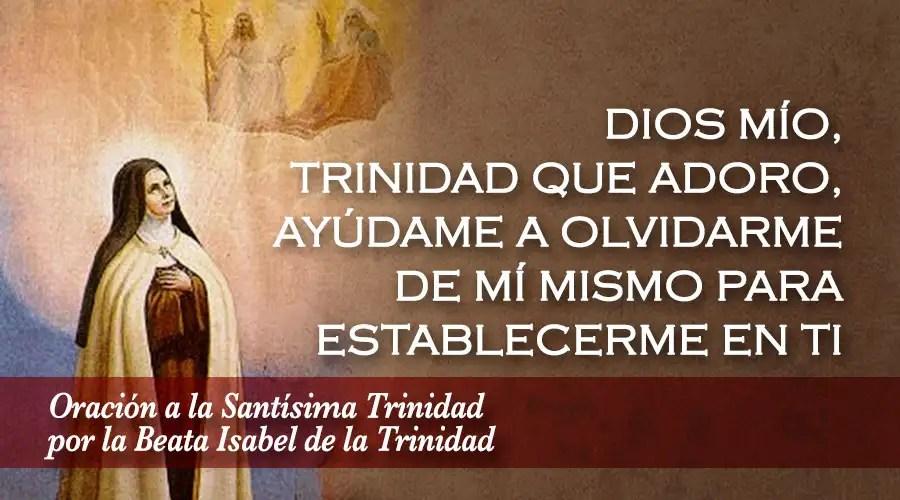 Resultado de imagen para Santa Isabel de la Trinidad