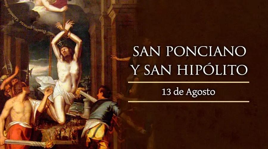 Resultado de imagen para Santos Ponciano e Hipólito