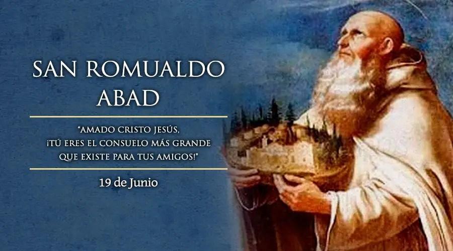 Resultado de imagen para San Romualdo