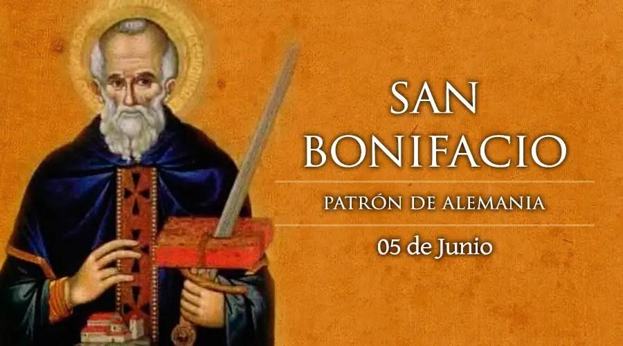 Resultado de imagen para San Bonifacio