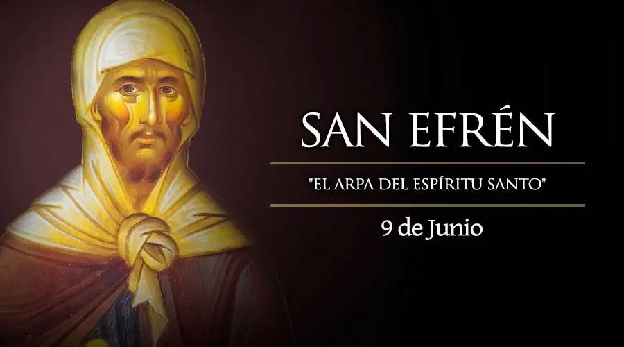 Resultado de imagen para San Efrén