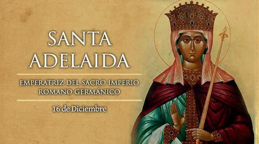 Resultado de imagen para Santa Adelaida