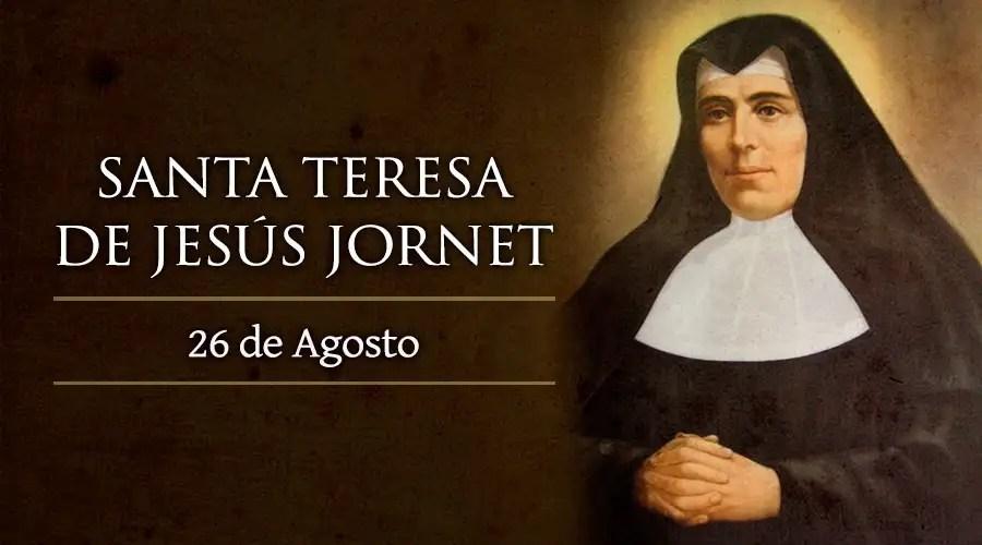 Resultado de imagen para Santa Teresa de Jesús Jornet