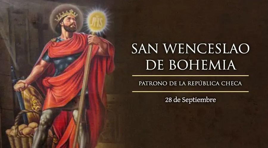 Resultado de imagen para San Wenceslao de Bohemia