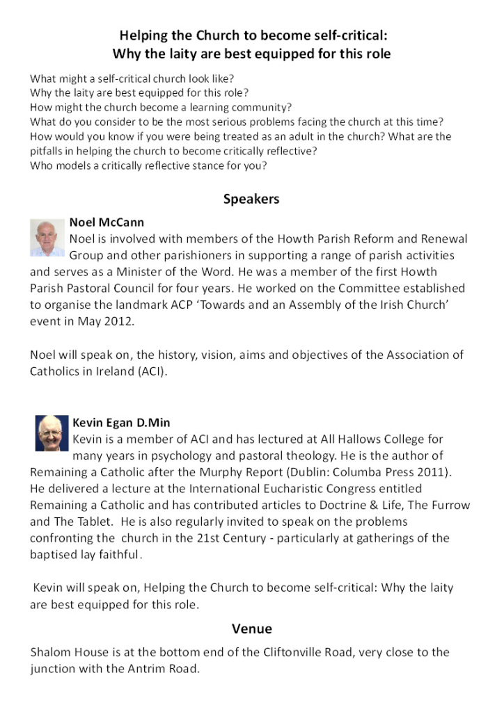 ACI BELFAST INFORMATION EVENT FLYER_SPEAKERS 2 ETC