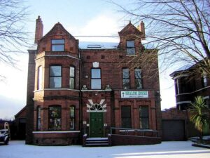 Shalom House, 12 Cliftonville Road, Belfast