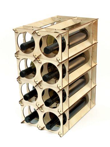 Naos modular wine cellar