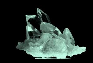 Mineral antes de la Nanocristalización