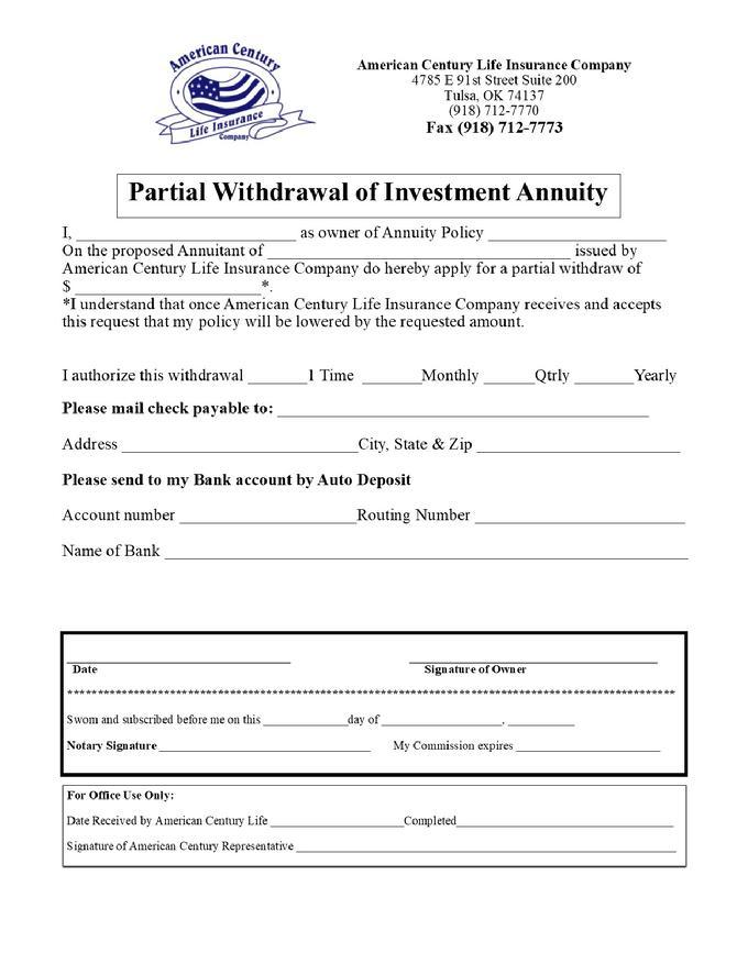 Automatic Debit Authorization Bank Form