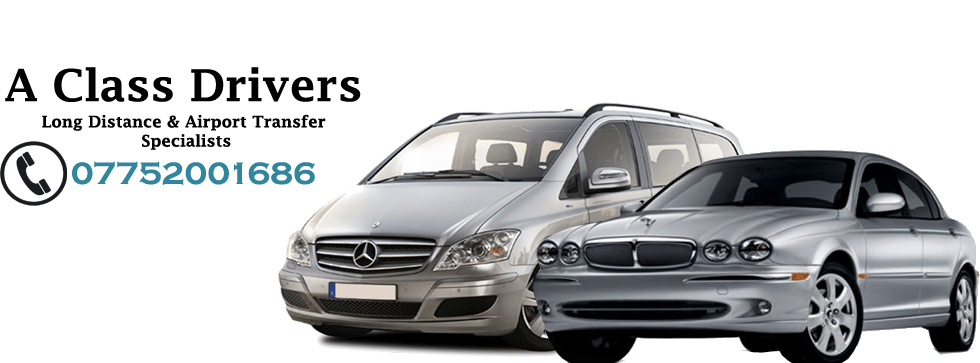 A Class Drivers Private Hire Airport Transfers And Long Distance Taxi Specialists