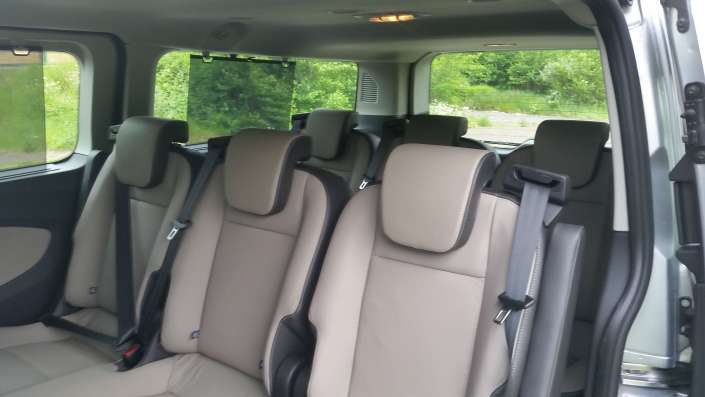 A Class Drivers Cardiff Long Distance MPV Full Leather and Air Conditioning as Standard