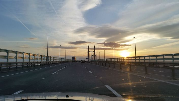 A Class Drivers On Seven Bridge