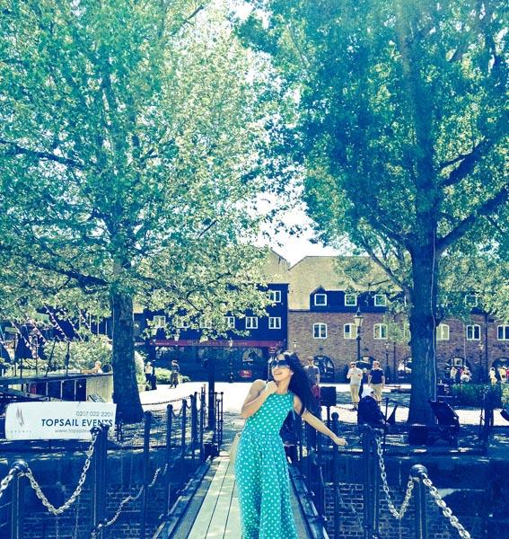 London Love – St Katharine Docks