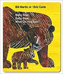 Bill Martin Jr/ Eric Carle