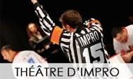 Activité Théâtre - Match d'Impro à domicile !!
