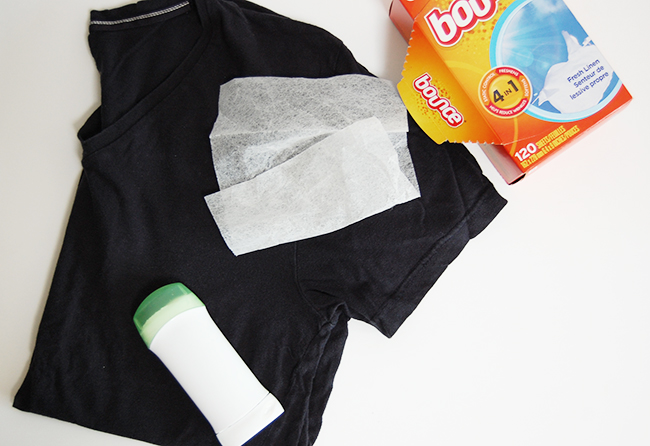 Quick Fixes to Common Clothing Stains
