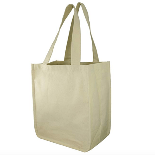 Woocommerce product - Canvas shopping bag