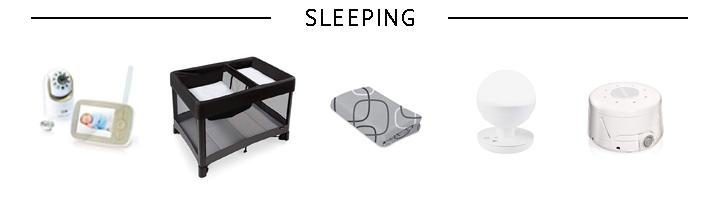 Minimalist Newborn Essentials for Sleeping
