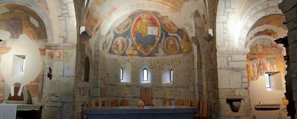 abbazia di sant'Egidio a fontanella