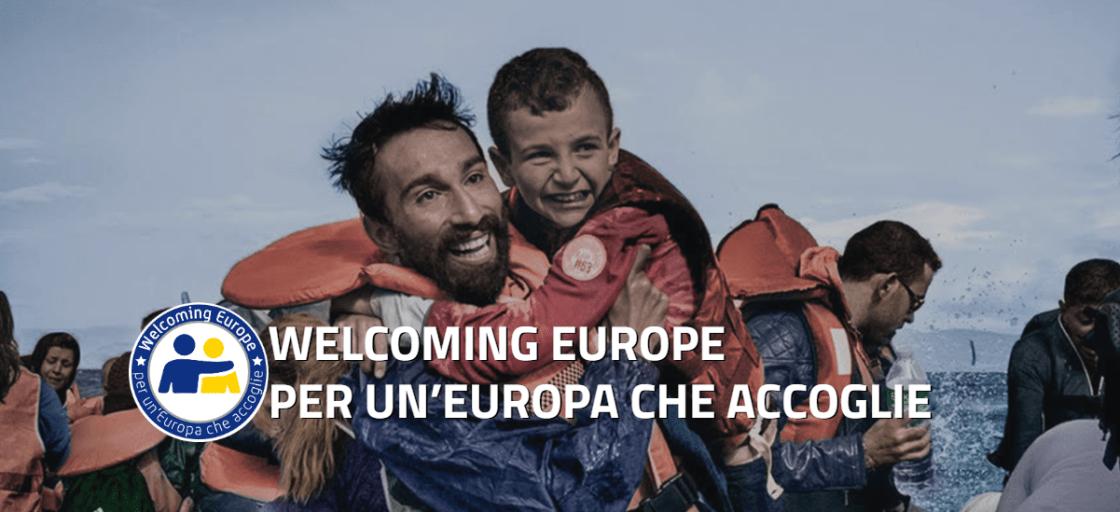 europa welcome