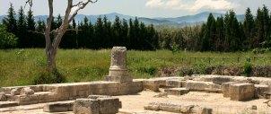 Ruderi Parco Archeologico - Locri (RC)