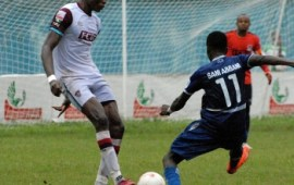 Sand Eagles star, Abu Azeez loses to Abbani in VAT Wonder Goal contest