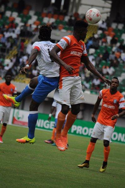 Eagles quartet boost Akwa United's title bid